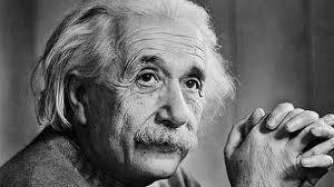 Albert Einstein (1879-1955), dt.-amerik. Physiker (Relativitätstheorie)