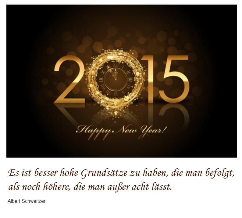Neujahr 1